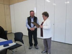Davids award